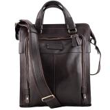 Kozna poslovna torba uspravna #669muske torbe za posao, muske aktovke, poslovne torbe, muska torba za posao, manual muske tasne