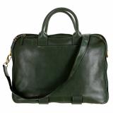 Zelena muska kozna torba #638Zelene muske kozne torbe, tasne, tasnica, torbica, povoljno, od koze, za posao, poslovne, cene, cena