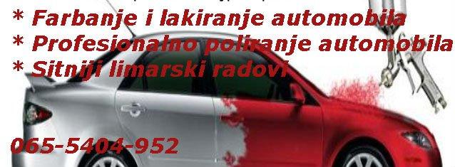 Autolakirer, autolimar, farbanje, auta, poliranje, delova, branika, vrata, krila, cene, cene, cenovnik, beograd
