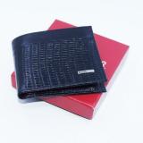 Crni muski novcanik - Kozni #451Crni novcanik, muski novcanik, lakovani, crveni, bordo, teget, beograd, muske torbice, od koze, futrola za kartice, dokumenta