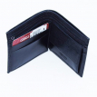 Crni muski novcanik - Kozni- Crni novcanik, muski novcanik, lakovani, crveni, bordo, teget, beograd, muske torbice, od koze, futrola za kartice, dokumenta
