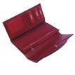 Novcanik- Crveni novcanik, zenski, muski, kozni, platneni, sportski, pismo, torba, tasna, za dokumenta, kartice, platne, licnu kartu, mona, prodajem